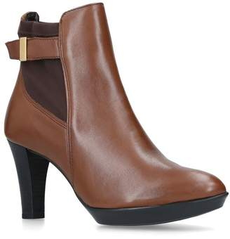 Carvela Rae Leather Boots 80
