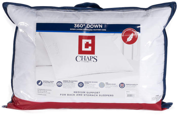 Home 360 Stomach & Back Down Pillow