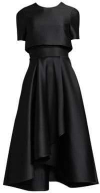 Jason Wu Popover Cocktail Dress
