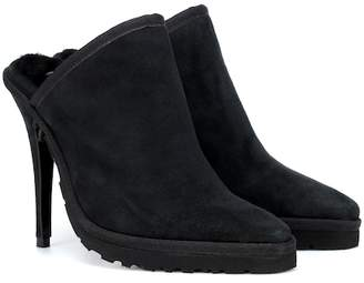 Y/Project X UGG LS1 suede mules