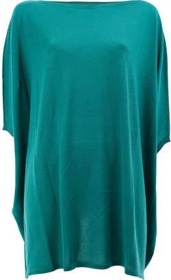 Lamberto Losani straight-fit knitted top