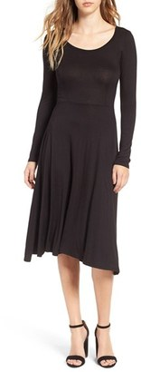 Women's Bp. Tie Back Midi Dress $49 thestylecure.com