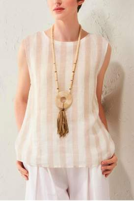 d6d4dc3a8bad5a Paige Sleeveless Tops For Women - ShopStyle UK