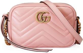 GG Marmont matelassé mini bag $980 thestylecure.com