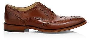 Paul Smith Men's Munro Leather Wingtip Oxfords