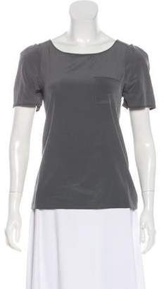 Gryphon Silk Short Sleeve T-Shirt