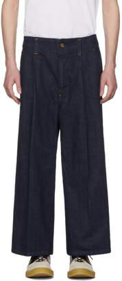 Bobson Wheir Indigo Baggy Jeans