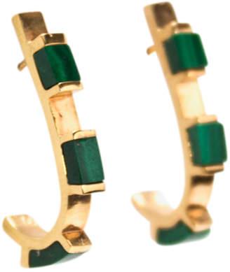 Luz Ortiz Cubik Earrings