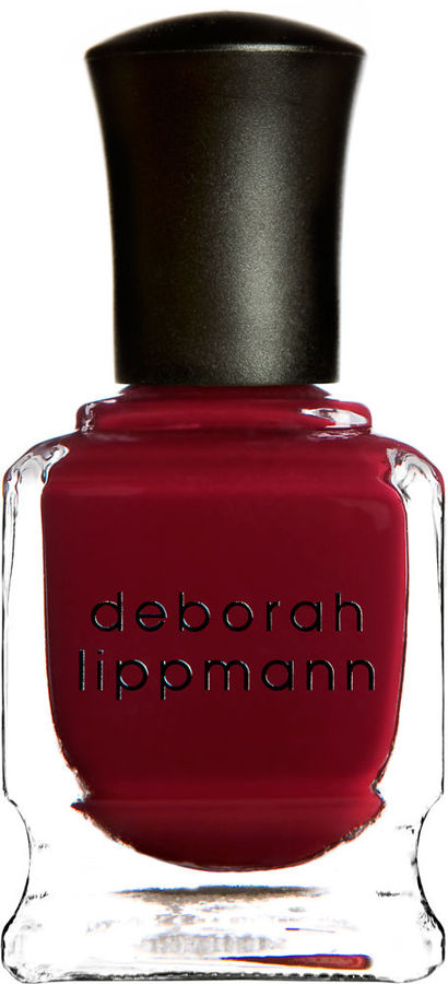 Deborah Lippmann Lady is a Tramp Nail Color