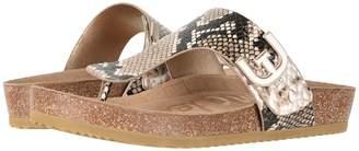 d120ab11716e Sam Edelman Blue Leather Lined Women s Sandals - ShopStyle
