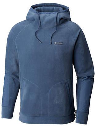 Columbia Fleece Hooded Sweater