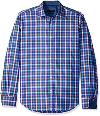 Bugatchi Men's Weathered Mackay Button Down Shirt