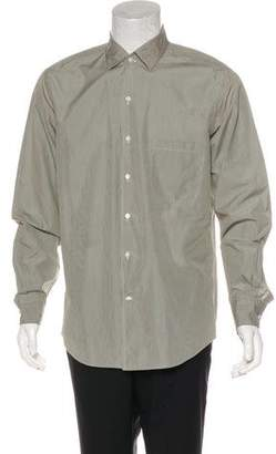 Loro Piana Patterned Casual Shirt
