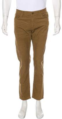 Burberry Cropped Corduroy Pants