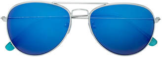 Molo coloured aviator sunglasses