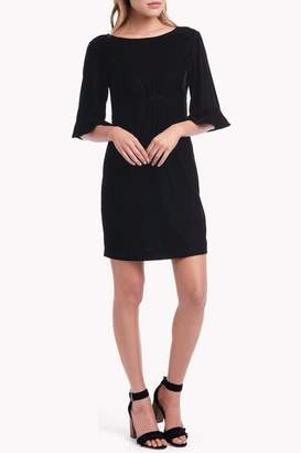 Ella Moss Duchess Velvet Dress