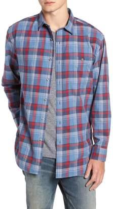 Pendleton Jasper Plaid Flannel Shirt