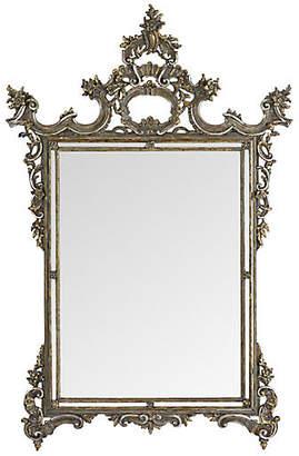 One Kings Lane Vintage Italian Baroque-Style Wall Mirror