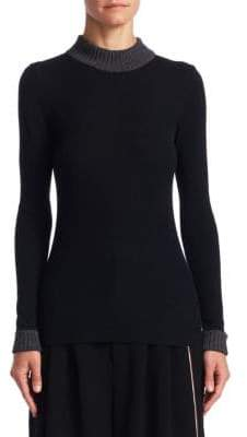 Loewe Wool Turtleneck Top