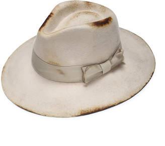 Justine Hats Antique Fedora Hat