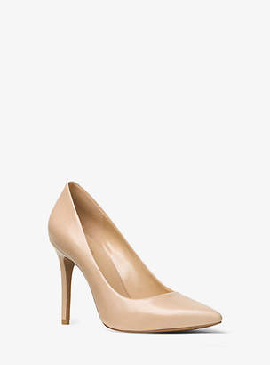 Michael Kors Claire Leather Pump