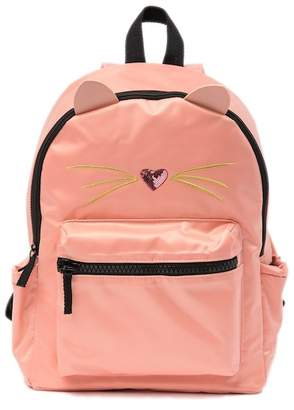 T-Shirt & Jeans Kitty Cat Backpack