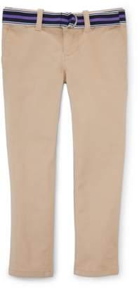 Ralph Lauren Kids Stretch Cotton Chino Pant