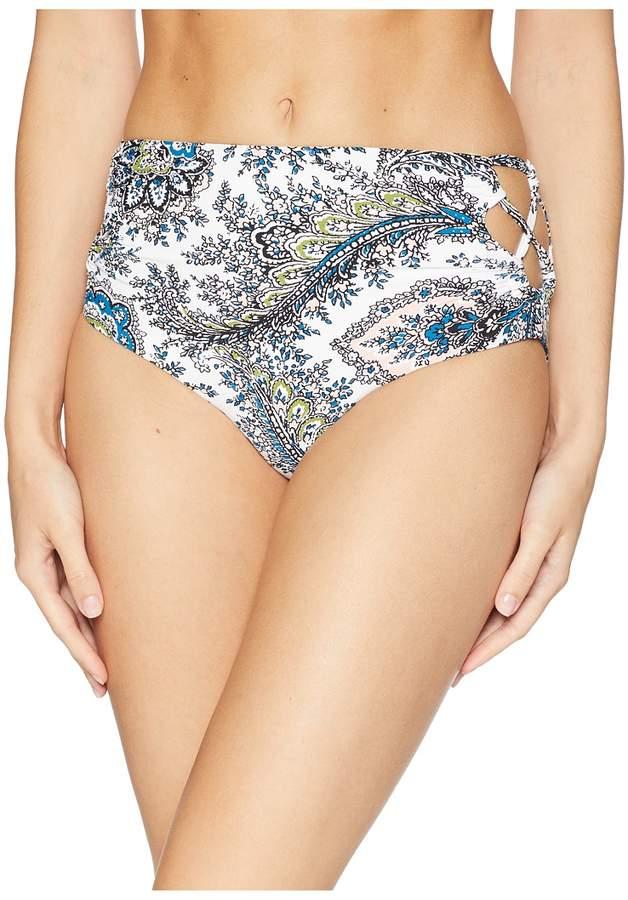 Breezy Boho High-Waist Pants Women's Swimwear