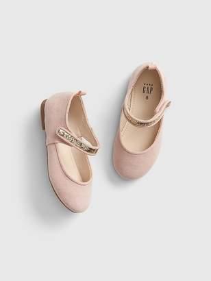 Gap Glitter Ballet Flats