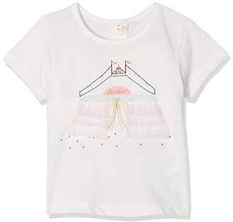 Billieblush Girl's T-Shirt,(Manufacturer Size: 9M)