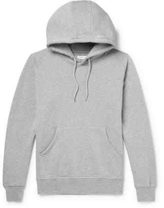 Pop Trading Company Printed Fleece-Back Cotton-Jersey Hoodie