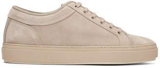 Etq Amsterdam Tan Suede LT 01 Sneakers