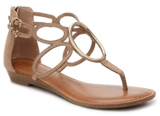 Zigi Soho Markah Flat Sandal $80 thestylecure.com