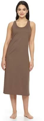 Jockey Plus Size Pajamas: Racerback Nightgown