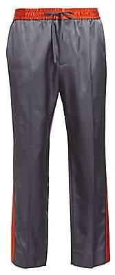 Gucci Men's Technical Satin Pants