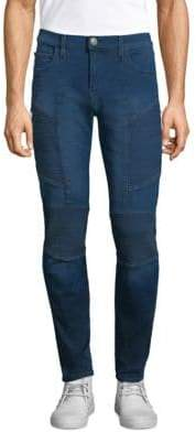 True Religion Ribbed Skinny Jeans
