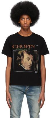 Enfants Riches Deprimes Black Chopin T-Shirt