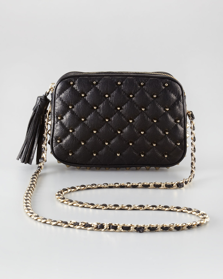 Rebecca Minkoff Flirty Tassel Camera Bag