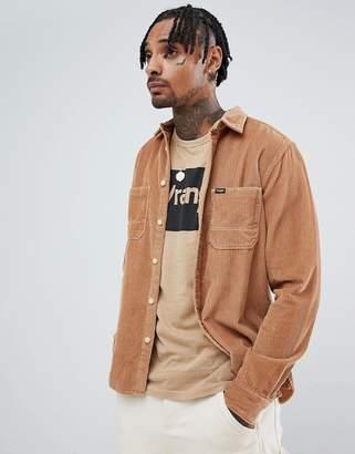 Wrangler cord pocket shirt
