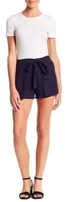 Soprano Front Tie Shorts