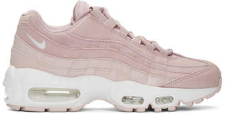 Nike Pink Air Max 95 PRM Sneakers