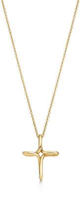 Tiffany & Co. Elsa Peretti® infinity cross pendant