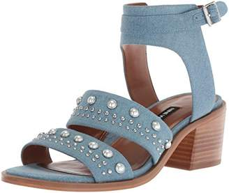 Nine West Women's RICHGAL Heeled Sandal