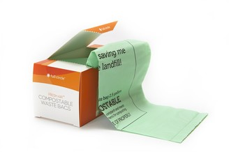 Full Circle Fresh Air Compostable Waste Bags 25 Set