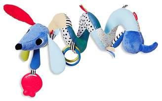 Skip Hop Vibrant Village Musical Spiral Dog Toy - Ages 0+