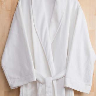 Asstd National Brand Urbana Glow Long Sleeve Diamond Jacquard S/M Robe 12-pk.