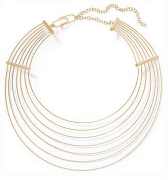 Aurelie Bidermann Thalia Gold-plated Necklace