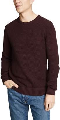 RVCA Dispatch Crew Neck Sweater