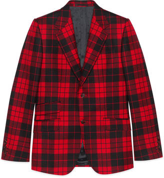 Heritage washed tartan suit $2,180 thestylecure.com