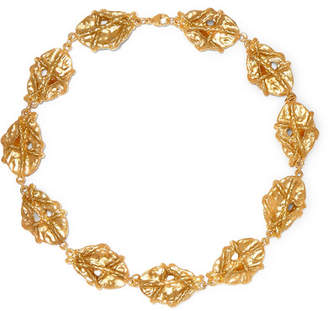 Alighieri - The Museum Of Memories Gold-plated Choker - one size